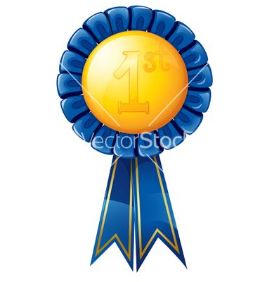 380x400 1st Place Trophy Clip Art First Place Award Ribbon Vector Ice