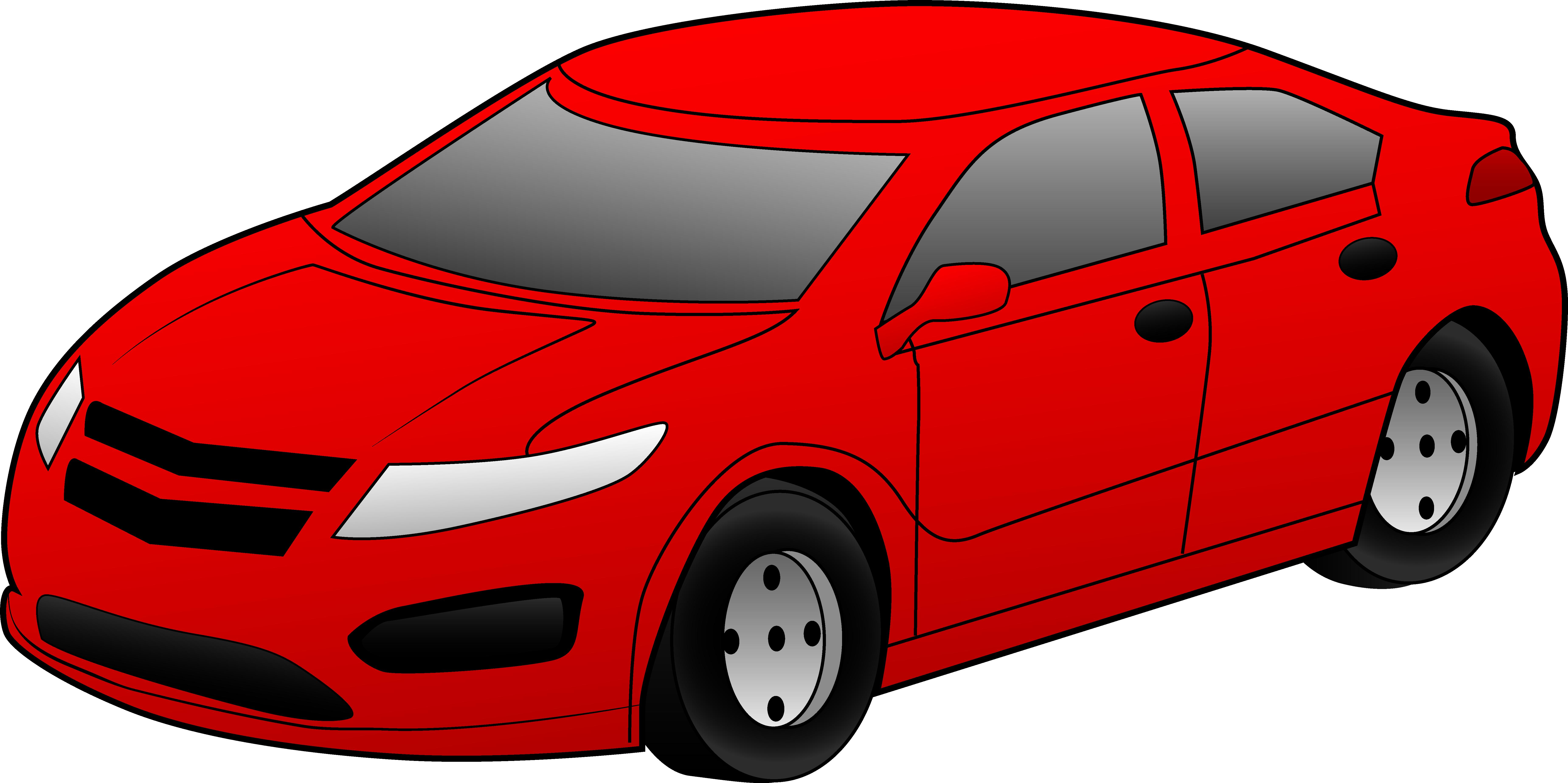 7387x3689 Top 77 Car Clip Art