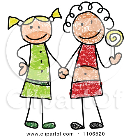 2 Girls Clipart Free Download Best 2 Girls Clipart On Clipartmag Com