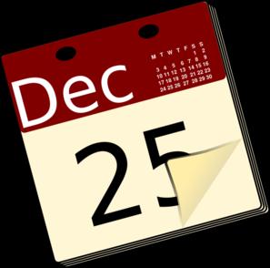 297x294 Calendar Clip Art Free Clipartbold 2