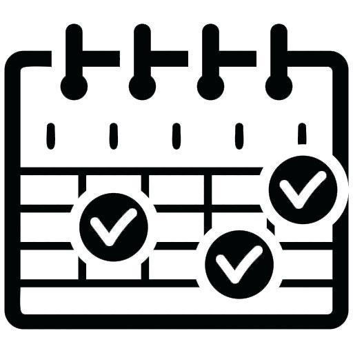 512x512 Calendar Clipart Free Calendar Grid Stock Images Royalty Free