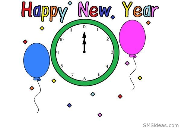 600x425 27 Best Happy New Year In Different Languages Images