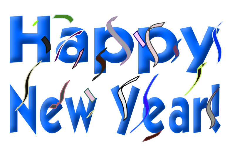 800x533 New Year Clipart 2016picture