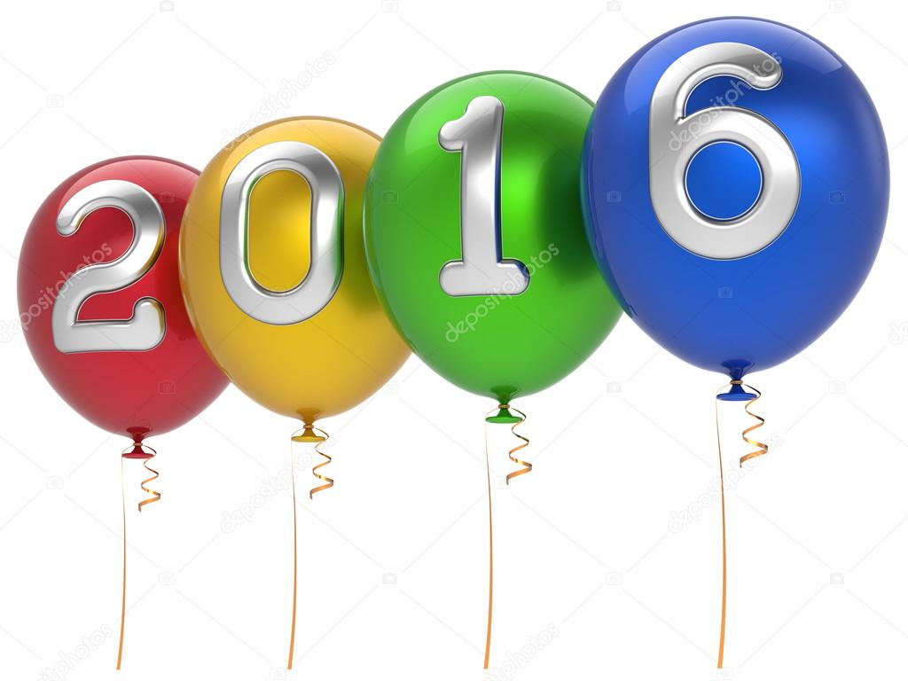 1024x768 2016 New Years Eve Party Balloons Christmas Decoration Spark