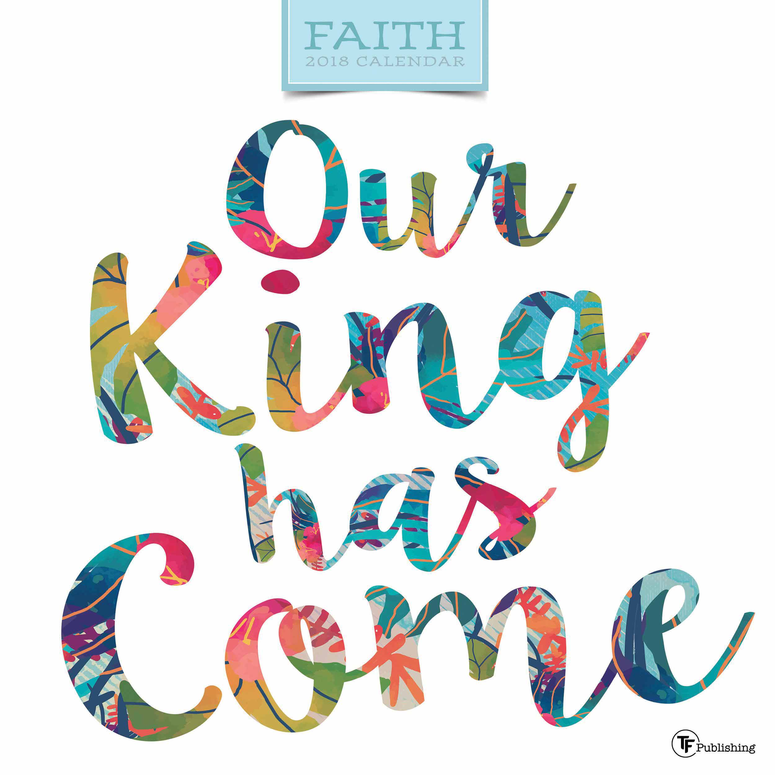 2500x2500 Faith Calendar 2018