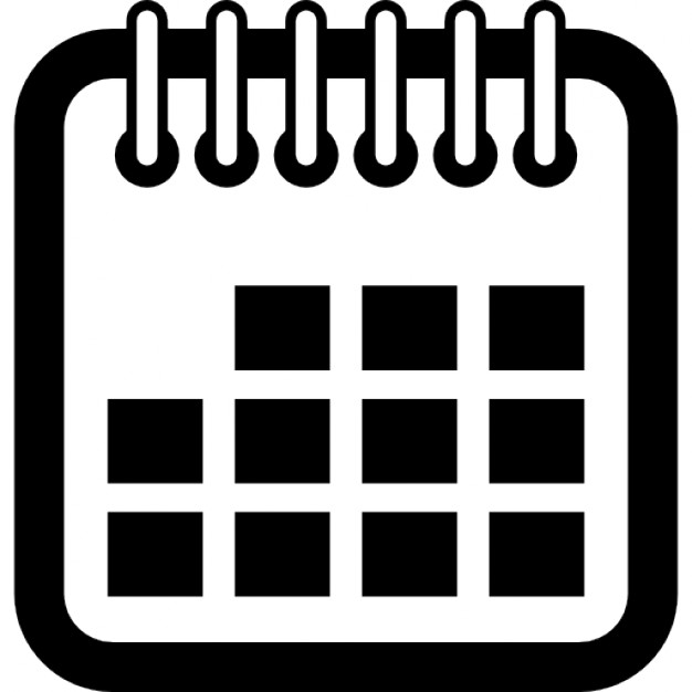 626x626 Year Calendar 2018
