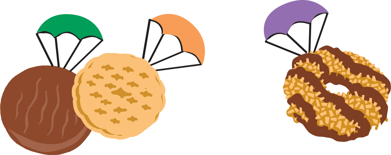 1332x527 Cookies Clip Art Little Brownie Bakers