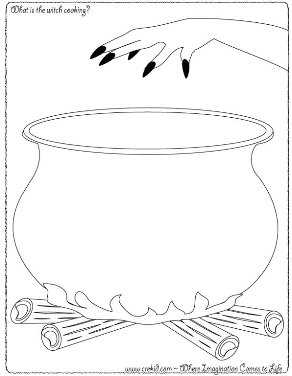 600x773 Halloween Coloring Pages For 2nd Graders Print This Coloring Page
