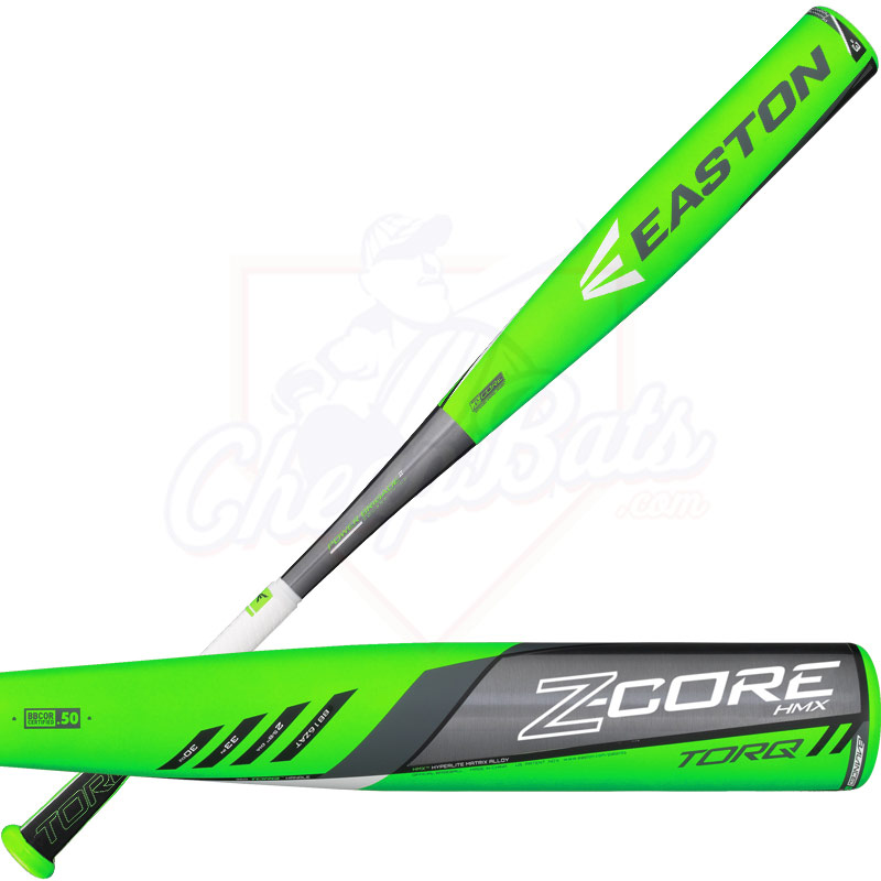 800x800 Easton Z Core Torq Bbcor Baseball Bat 3oz Bb16zat