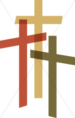 248x388 Clipart Crosses Free