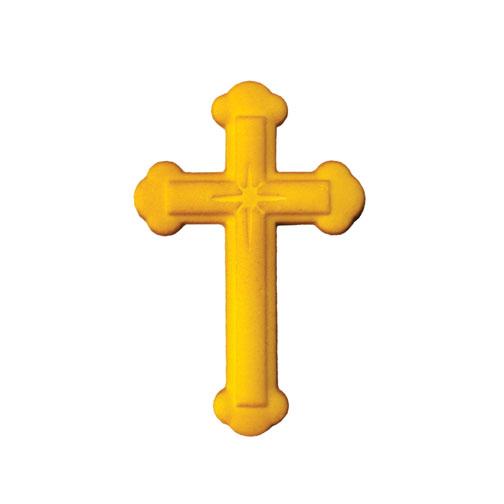 504x504 Gold Cross Clip Art