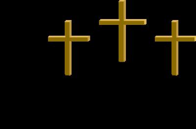 400x264 Image Three Small Crosses Cross Image