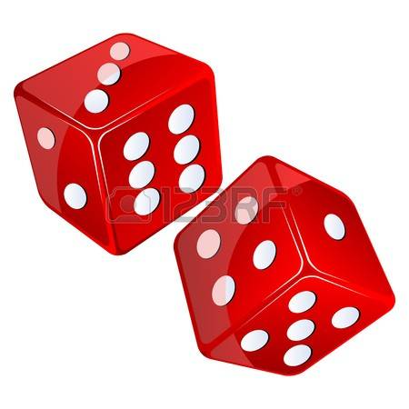 450x450 Dice Clipart Objects