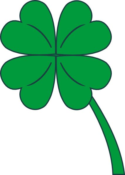 426x595 The Best Clover Clipart Ideas 4 H, Five Leaf