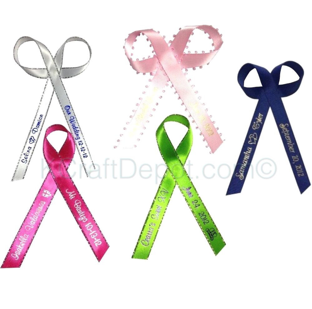 1000x990 Personalized Ribbon Ebay