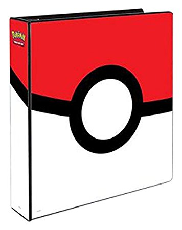 356x450 Pokemon Poke Ball 2 3 Ring Binder Toys Amp Games