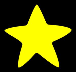 300x285 Clipart Gold Star 3