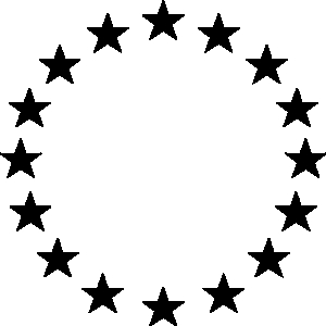 300x300 Circle Star Clipart, Explore Pictures