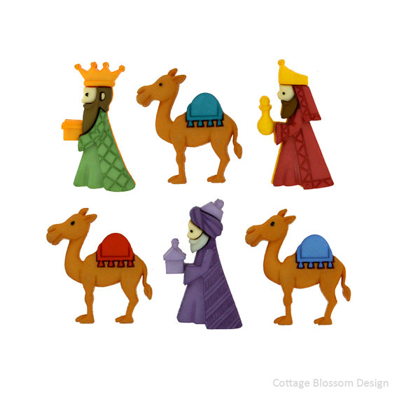 570x570 Camels Clipart We Three King