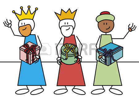 450x318 3 Kings Zentangle Royalty Free Cliparts, Vectors, And Stock