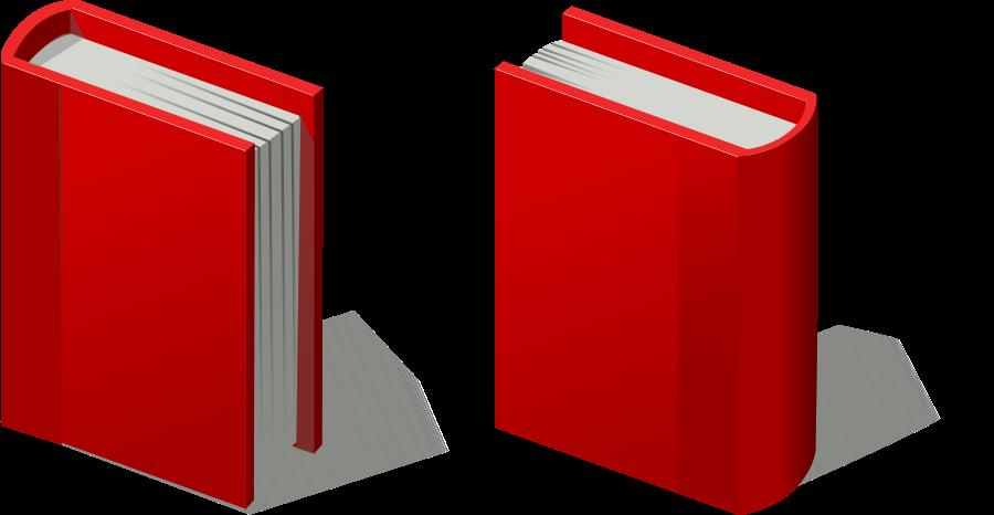 900x466 Book Clipart Vector