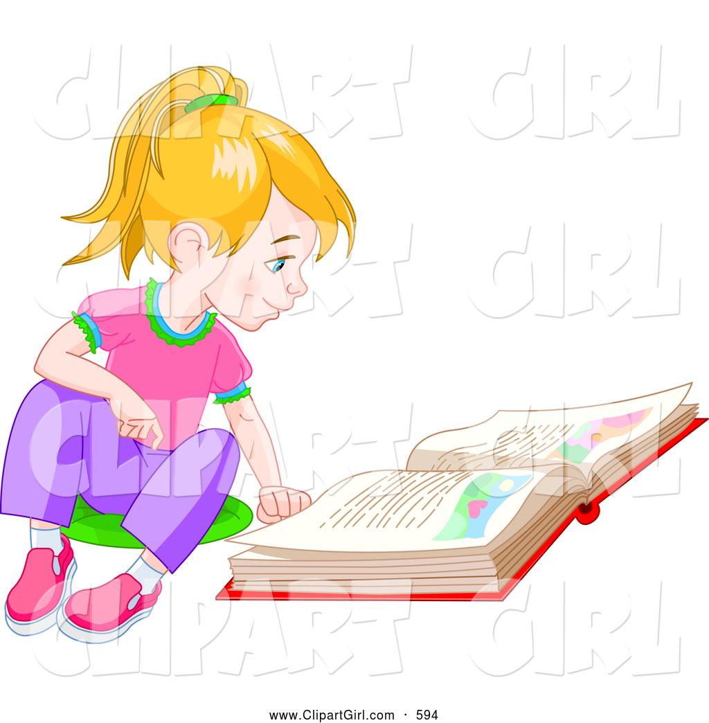 1024x1044 Royalty Free Book Stock Girl Designs