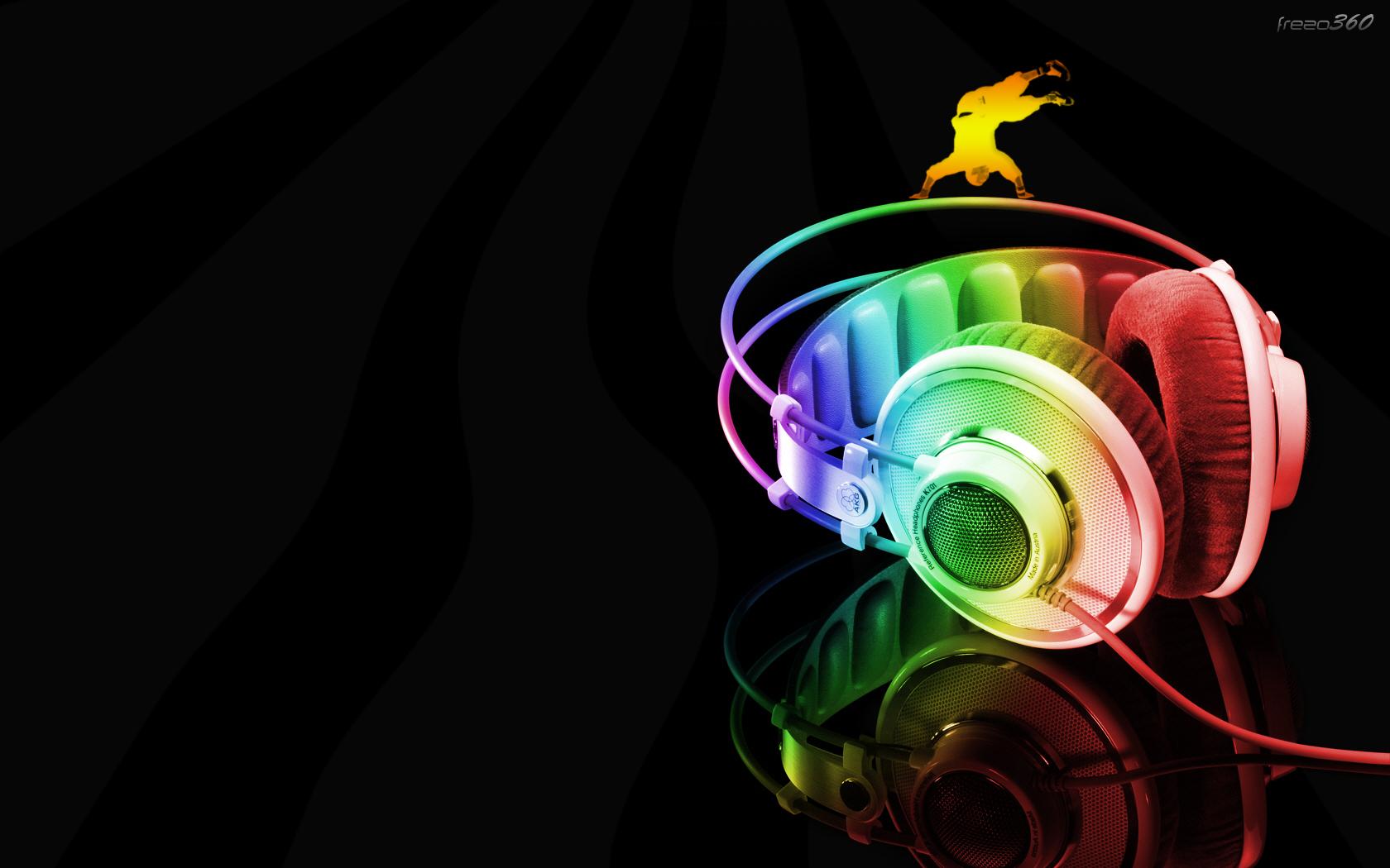 1680x1050 3d Music Hd Wallpaper 3d Music Clipart Panda