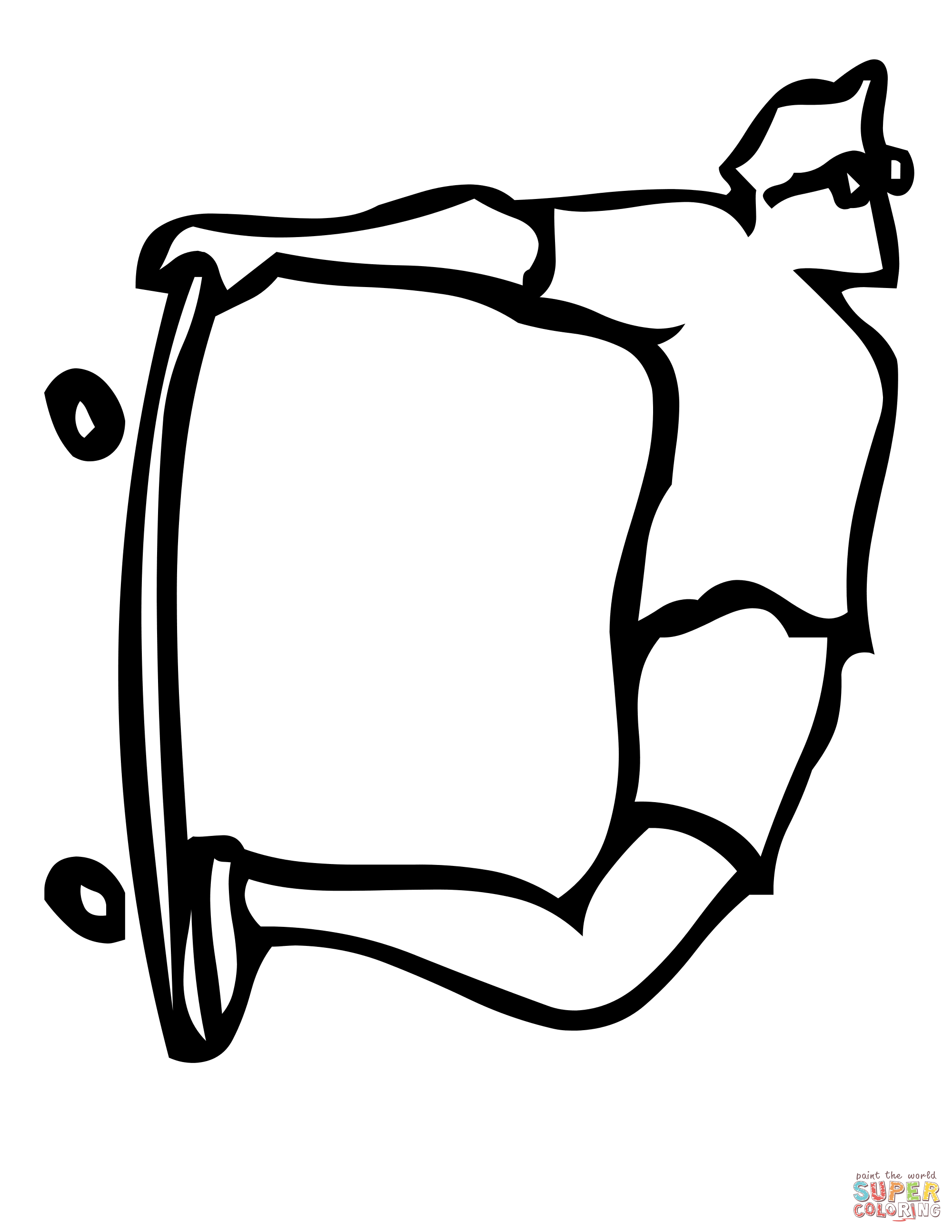 2000x2588 Letter D Dot Marker Coloring Page Learning Educations 3d Pages Gup