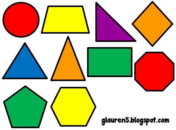 574x425 Clipart Shape