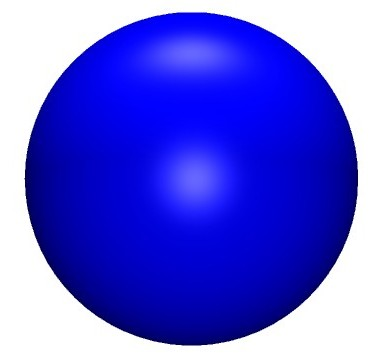376x357 Sphere Clipart 3d Shape