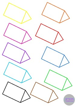 248x350 3d Shape Outlines Math Geometry Clip Art 70 Images By Stemthinking