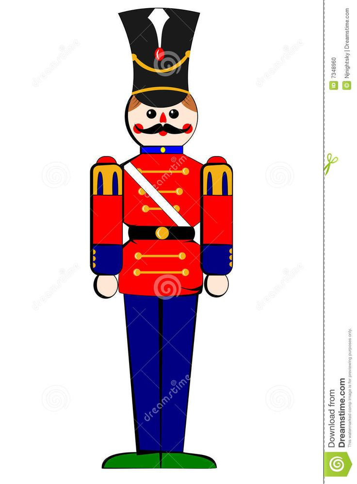 736x999 Soldier Clipart Tin Soldier
