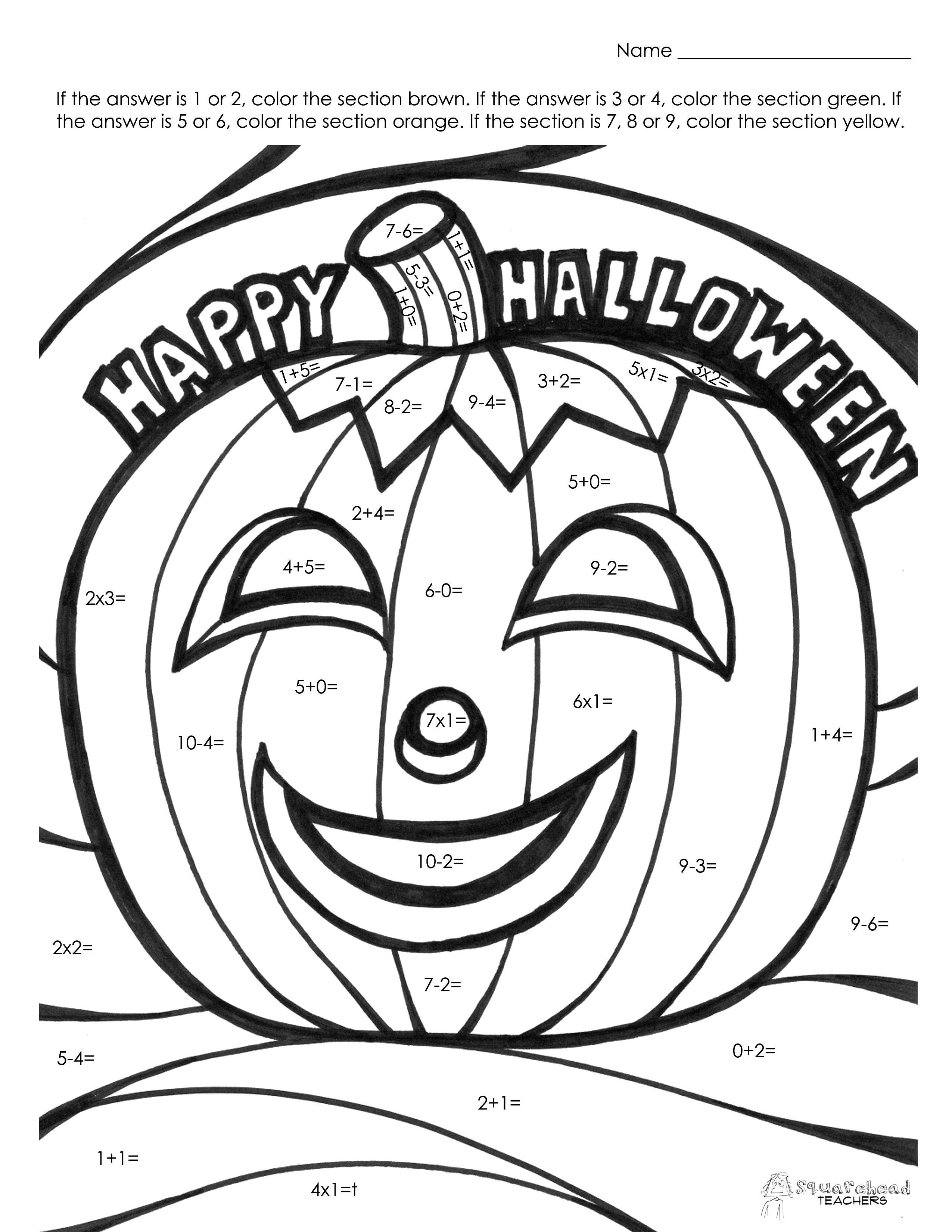 3rd Grade Coloring Pages   Free download on ClipArtMag