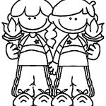 150x150 3rd Grade Coloring Page