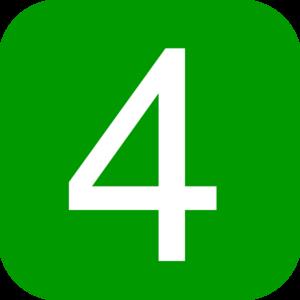 300x300 Green Icon 4 Clip Art