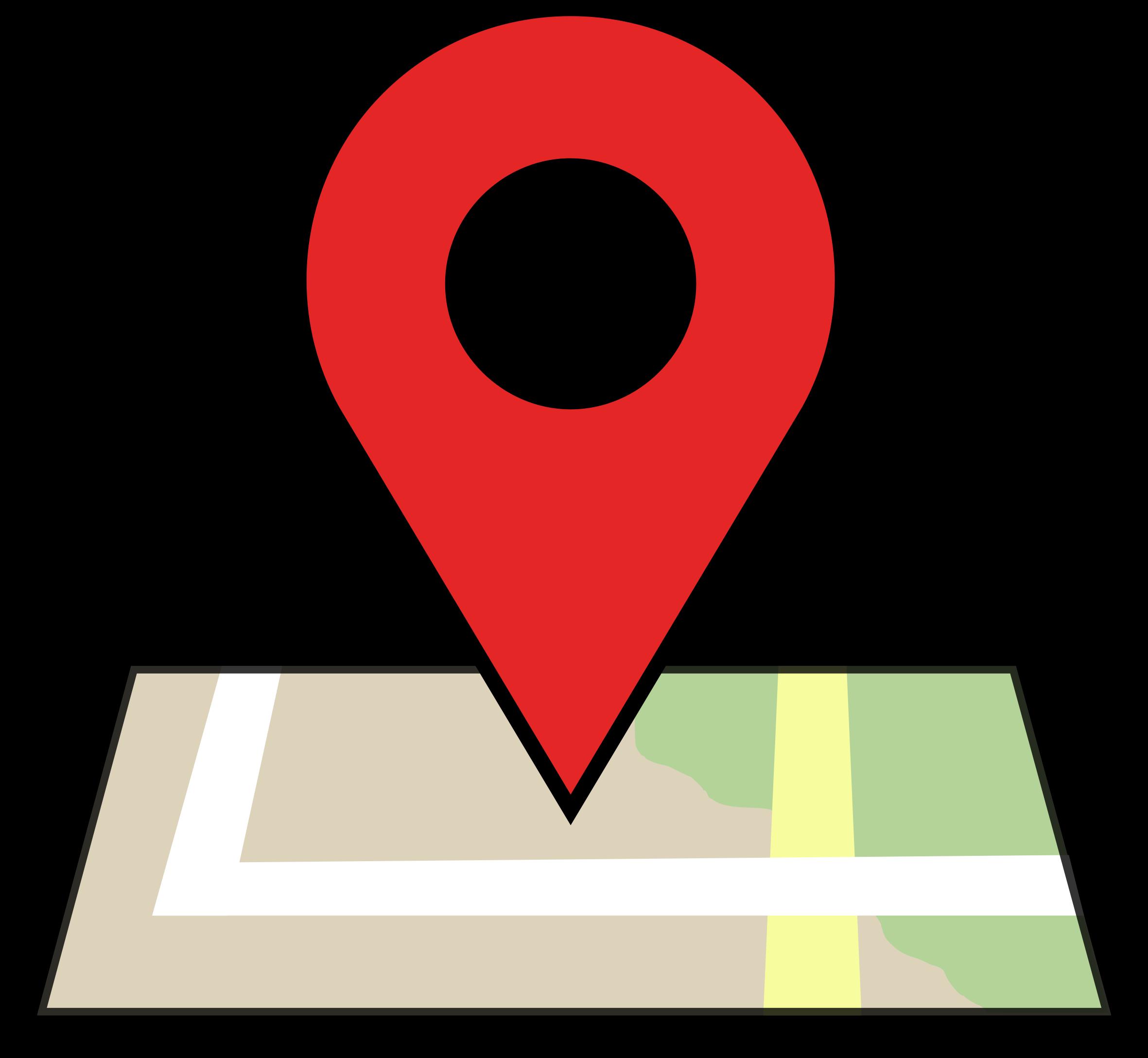 2362x2177 Top 66 Map Clip Art
