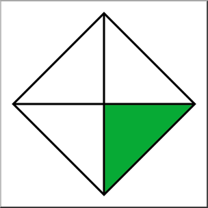 304x304 Clip Art Polygon 04 14 Color I Abcteach