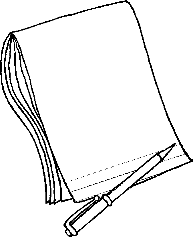 675x830 Paper Coloring Pages