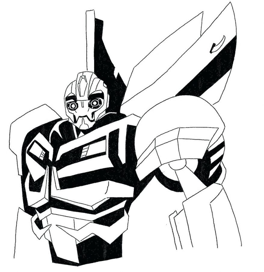 878x907 Transformers Bumblebee Coloring Pages And Transformer Page 28