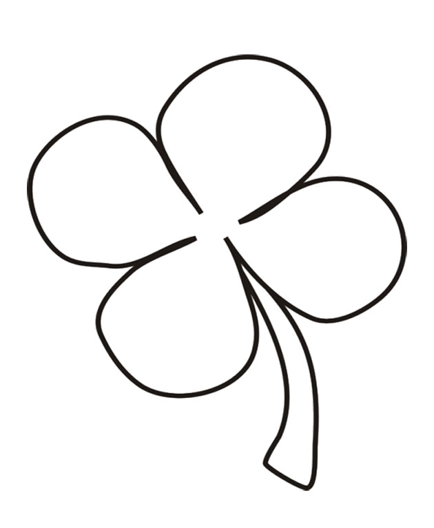 630x767 Pictures Of A Four Leaf Clover