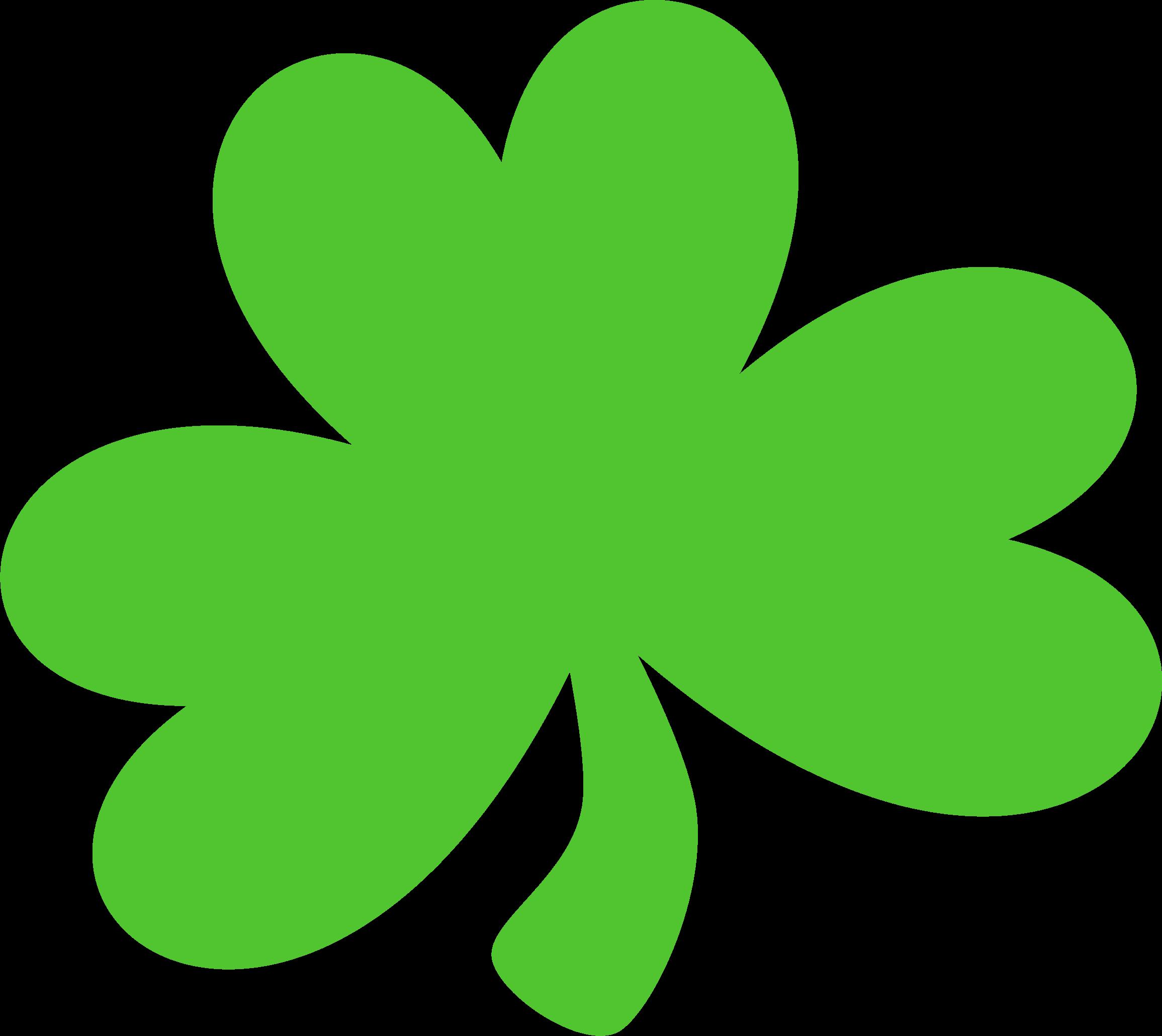 2311x2060 Four Leaf Clover Clipart
