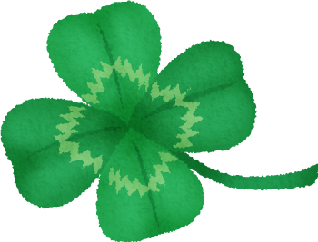 350x267 Four Leaf Clover Free Clipart Illustrations