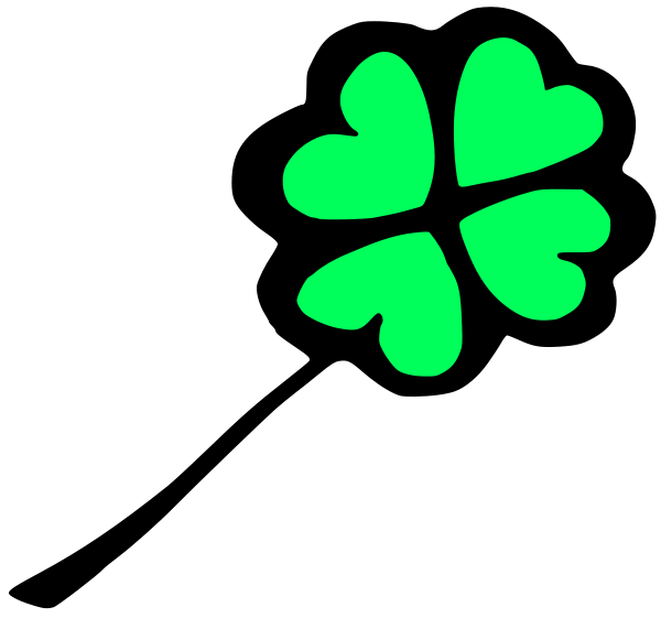 600x561 Clover Png Clip Arts For Web