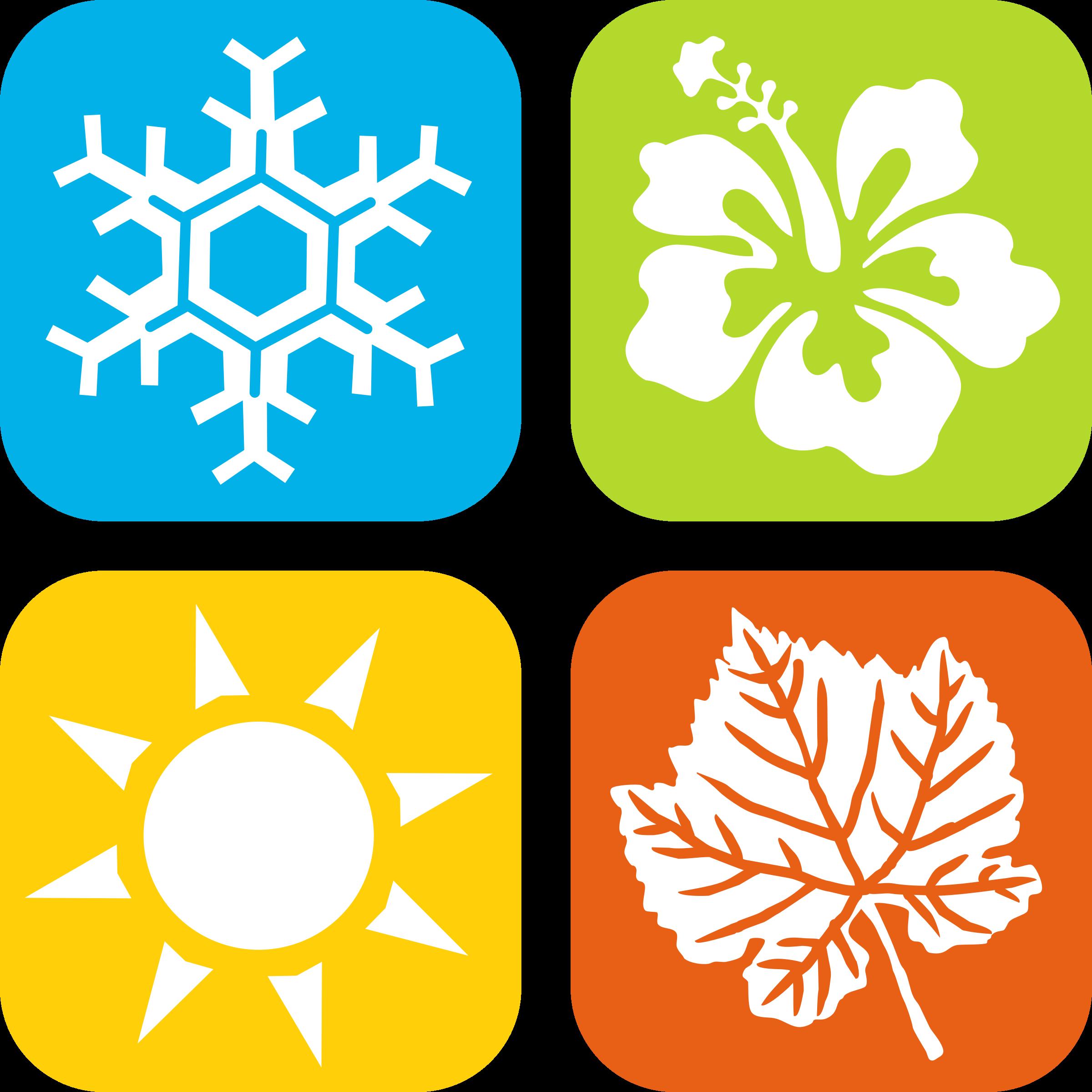 4 seasons clipart free download best 4 seasons clipart on 600x449 season clipart spring rain 2400x2400 seasons icons by gdj icons icons biocorpaavc