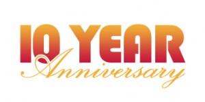 40th Wedding Anniversary Clipart