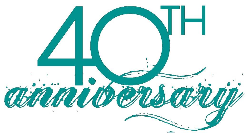 1038x574 40th Anniversary Clipart
