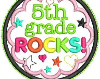 340x270 First Grade Rocks Clipart