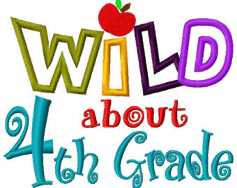 340x270 Wild About 4th Grade Etsy