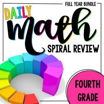 350x350 4th Grade Math Spiral Review