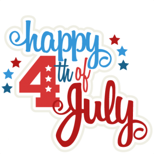 300x300 4th Of July Fireworks Border Free Clipart Images